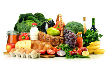 Lebensmittel  Lebensmittel mit vielen Ballaststoffen | Abnehmen 3.0