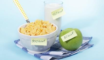Abnehmen mit Kalorien zählen