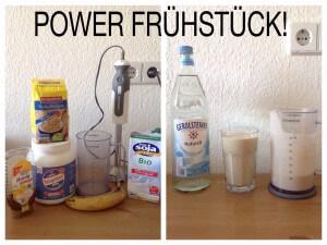 Gesundes Power Frühstück