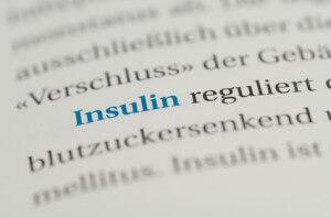 Wie Insulin das Abnehmen/den Fettabbau beeinflusst