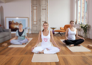 Mach Dich Leicht by Ursula Karven - Yoga Session