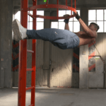 Calitary Training Front Lever