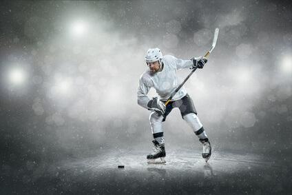 So ernaehren sich unsere Eishockey Profis