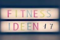 Fitness-Ideen 2017