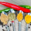 Abnehmen mit Kräutern und Gewürzen Gesunde Abwechslung im Speiseplan