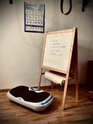 HIIT Abs Workout 5 Top Bauch Übungen mit Vibrationsplatte