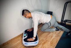 HIIT Abs Workout Die besten Bauch Übungen mit Vibrationsplatte