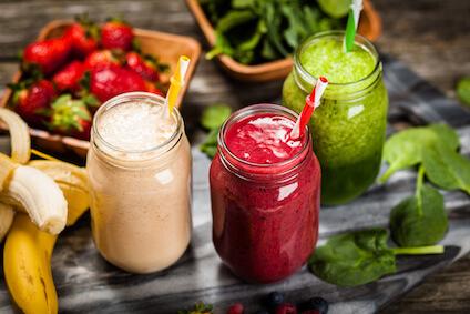Gesunde Smoothies Für Den Schnellen Gesundheits-Boost